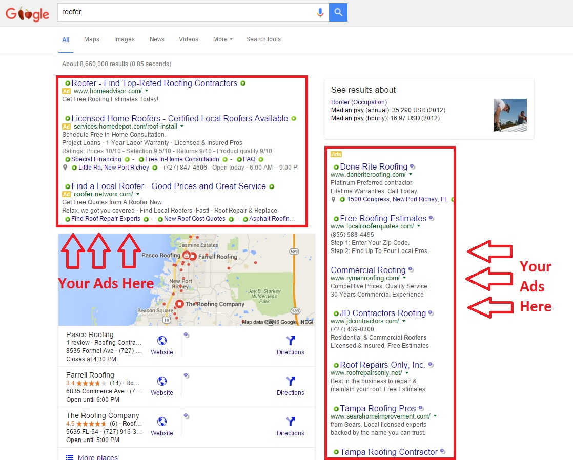 adwords example